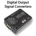 Digital Output Signal Converters