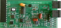 Signal Conditioner Board for Micron Analog Input Flow Rate Meter and Analog Flow Totalizer