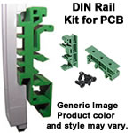 DSCUSBDIN | DIN Rail Mounting Kit for DSCUSB PCB Boards