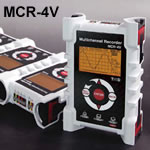 MCR-4V | Multi-channel Voltage Recorder
