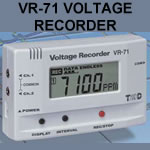 VR-71 Voltage Recorder
