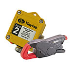 TGP-4810 | 0.15 to 200A AC | Rugged, data logger with 0-200A AC current clamp