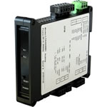 MLT-WM | 4-20 mA & Serial Data Output | Load Cell &  Microvolt Signals | DIN Rail Transmitter