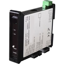 LTE-FR  4-20 mA & Ethernet Transmitter for Duty Cycle or Pulse Width Modulation (PWM) Input DIN Rail Transmitter