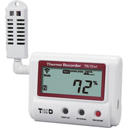 TR-72wf Wireless Temperature Data Recorder