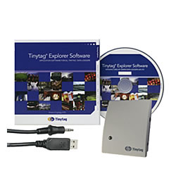 Tinytag CO2 | TGE-0010-SPK | Carbon dioxide data logger starter pack