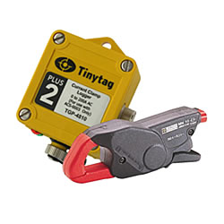 TGP-4810 Industrial data logger with current clamp