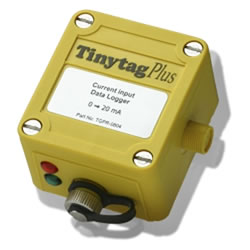 TGPR-0804  Current data logger with input lead