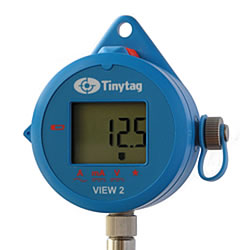 TV-4704  Voltage data logger with digital display
