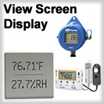 Display | View Screen